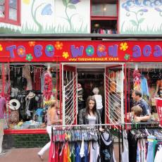 Top 5 Quirky Shops in North Laine in Brighton
