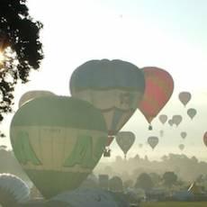 Floating on Air: the Bristol International Balloon Fiesta
