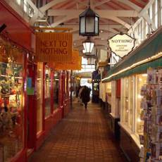 Alternative Shopping Guide to Oxford