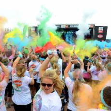 Brighton Color Run
