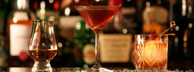 Top 5: Quirky Cocktail Bars