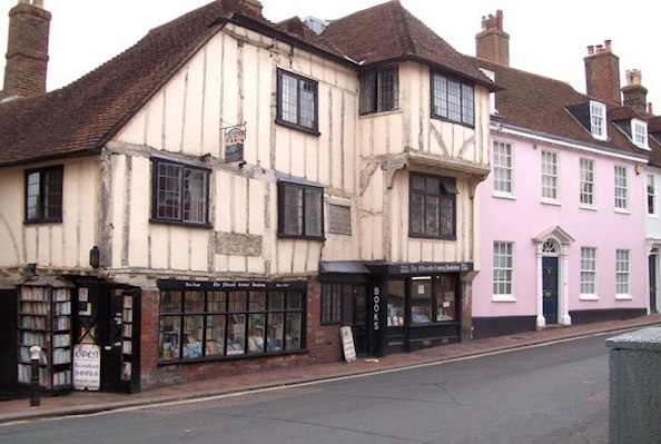15th Century Bookshop