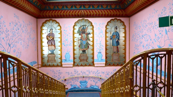 Royal Pavilion interiors