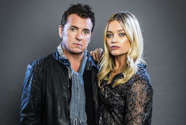 Shane Richie and Laura Whitmore, Not Dead Enough.