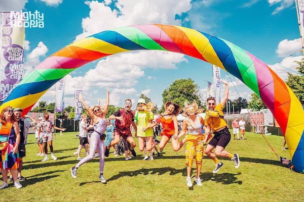 Mighty Hoopla music festival