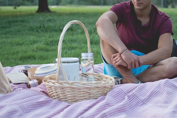 Picnic in the park London