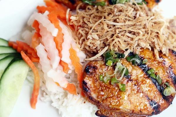 Song Que Vietnamese Food Cafe Kingsland Road