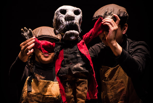 The Puppets of The Depraved Appetite of Tarrare the Freak