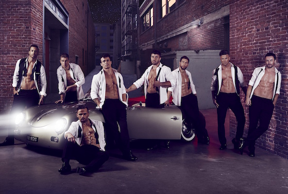 The Dreamboys coming to Oxford New Theatre