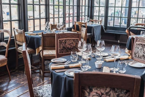 Warren Restaurant interior