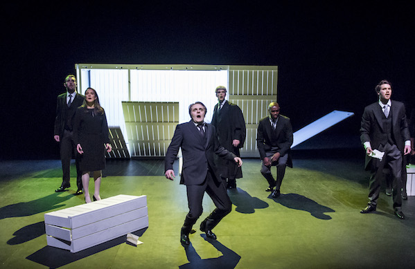 A Winter's Tale at the Oxford Playhouse