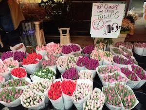 Columbia Road Flower Market via Facebook