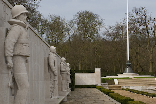 American Cemetary in Madingley