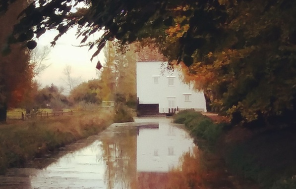 The Watermill at Anglesey Abbey