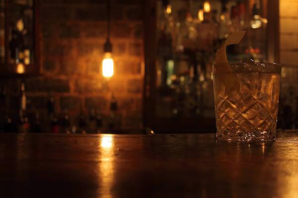 evans and peel detective agency cocktail secret speakeasy bar
