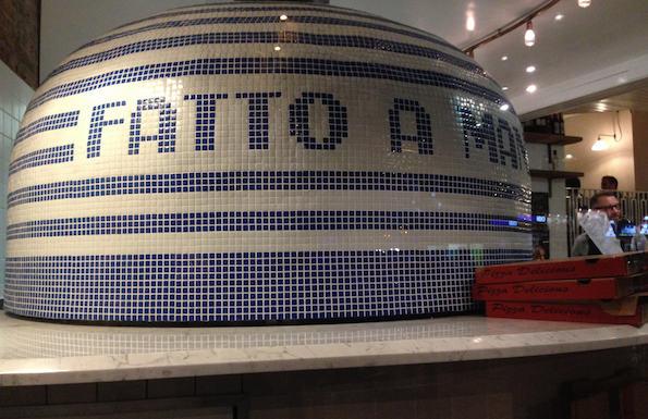 Pizza Overn at Fatto a Mano