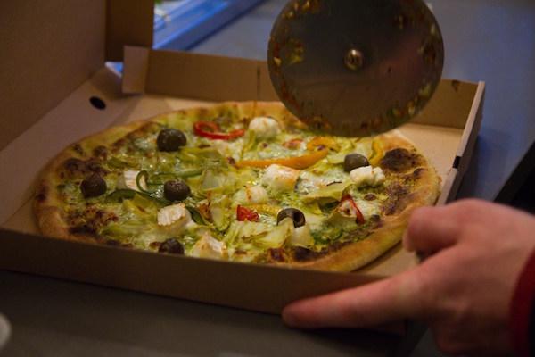Pizzaface takeaway