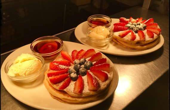 Rocotillos Pancakes
