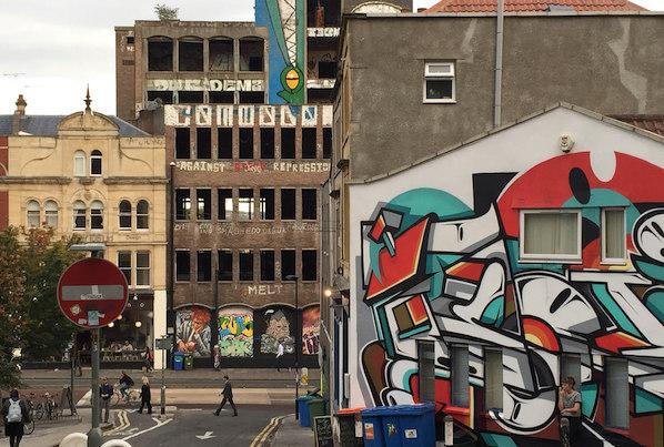 Stokes Croft Graffiti