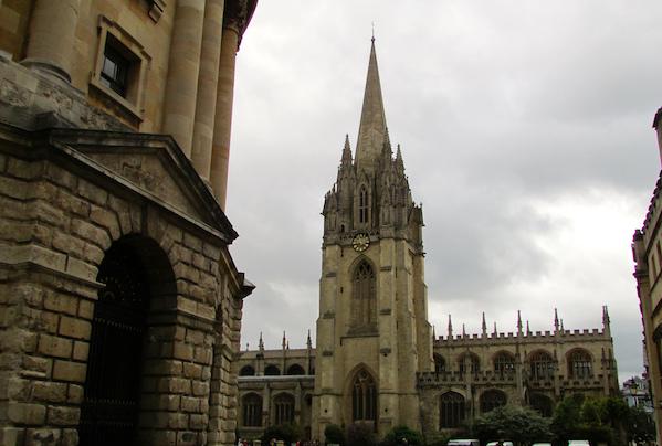 University Church of St Mary's
