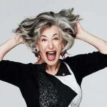 Win two tickets to Maureen Lipman is 'Up For It'!
