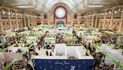 Alexandra Palace during the Country Living Fair