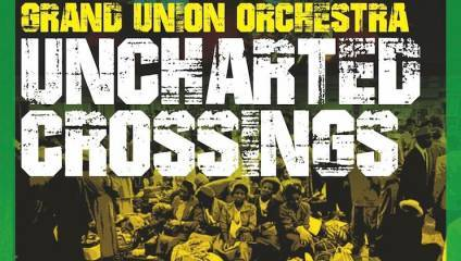 Image of Grand Union Orchestra for their Uncharted Crossings concert at Shoreditch Town Hall
