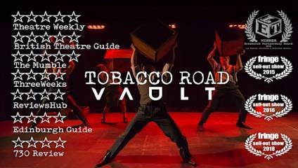 Introducing Tobacco Road by Incognito Theatre at VAULT Festival 2019
