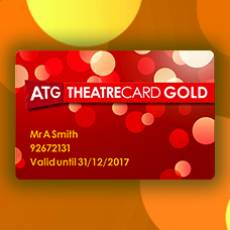 Win an ATG Theatre Card Gold!