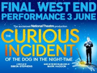 Win a hotel stay, cocktails and tickets to The Curious Incident of the Dog in the Night-Time