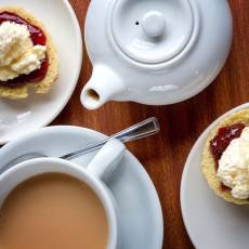 Win Free Entry and a Cream Tea for Two!