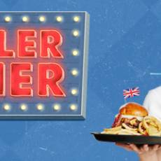 Win a pair of tickets to new musical Roller Diner
