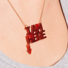 Win 2 Stunning Specially Commissioned Pieces of Tatty Devine Jewellery!