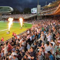 Win a pair of tickets to a T20 Cricket match at Lords