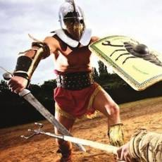 Win Two Tickets to the Gladiator Games