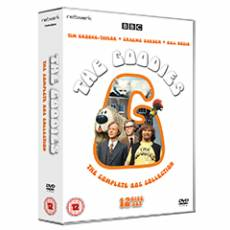 Win the Complete BBC Collection of The Goodies!
