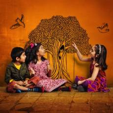 Win a family ticket to see Three Sat Under the Banyan Tree!