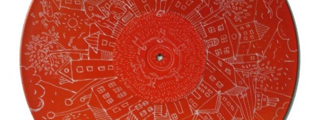 Win an original artwork by Naz Tanbouli
