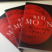 Win a copy of Red Moon by Benjamin Percy