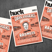Get 10% off Huck magazine subscription